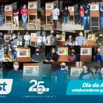 Dia da Árvore: colaboradores ganham mudas