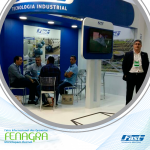 Fast Tecnologia Industrial expõe equipamentos na FENAGRA