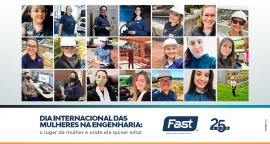 Dia Internacional das Mulheres na Engenharia: o lugar da mulher é onde ela quiser estar