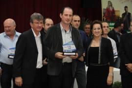 Premiação troféu Destaque Econômico 2017