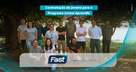 Contratação de jovens para o Programa Jovem Aprendiz