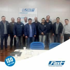 Renovação da certificação da ISO 9001:2008
