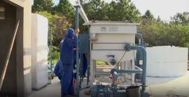 FAST contribui com melhora no problema de esgoto em Canasvieiras