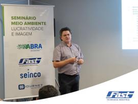 Fast participa de seminário da ABRA como palestrante