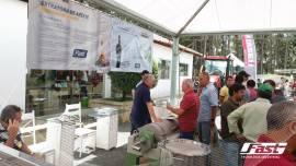 Fast presente em feira sobre olivicultura