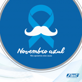 A FAST Indústria apoia o Novembro Azul