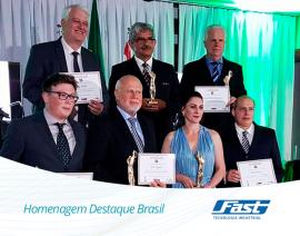 Premiação Destaque Brasil