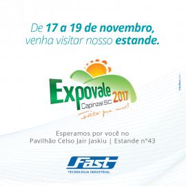 Expovale Capinzal SC 2017