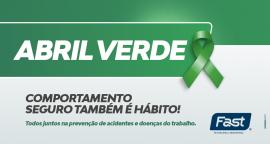 Abril Verde: comportamento seguro também é hábito!
